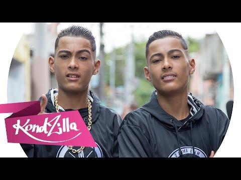 MCs Gêmeos - Passei de Meiota KondZilla