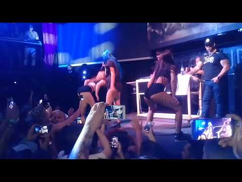 MC Tati Zaqui - Musica Nova E-DUB Piracicaba 23 11 2017 part 1