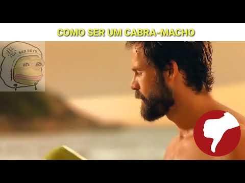 COMO SER UM CABRA-MACHO