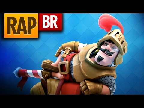 Rap do Clash Royale