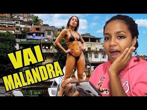 REAGINDO AO CLIPE VAI MALANDRA - ANITTA MC ZAAC MAEJOR FT TROPKILLAZ & DJ YURI MARTINS
