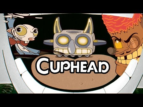 Cuphead All Casino Bosses Including Pachinko And King Dice On 2 strip Mode No Damage