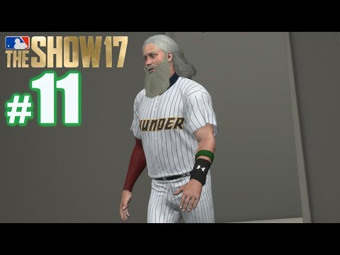 SANTA'S SWITCHING POSITIONS MLB The Show 17 Road to the Show 11