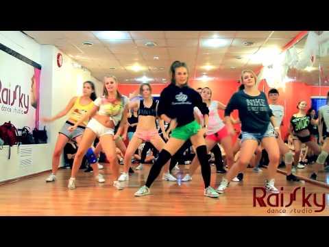 RUSSIAN TWERK by Shoshina Katerina Booty Dance Шошина Катя RaiSky Dance Studio