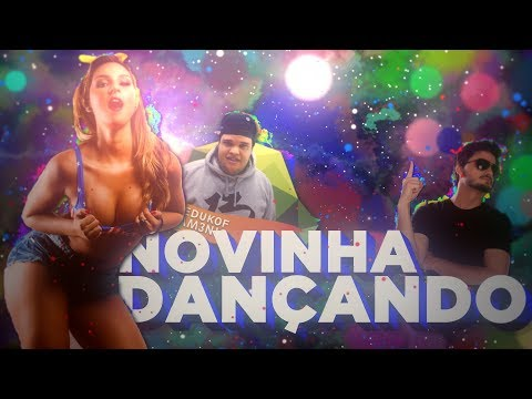 7 MINUTOS DE DORGAS - NOVINHA DANÇANDO & FELIPE NETO FUNKEIRO