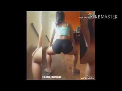 Tamara Dias Dançando - MC Brisola e MC GW - Louco Pra Tacar DJ Yury Martins