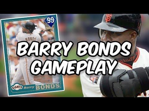 BARRY BONDS - CREATE A CARD - MLB 17 The Show Diamond Dynasty