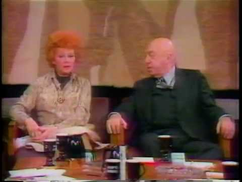 KUP'S SHOW - Lucille Ball Otto Preminger David Mamet & Elizabeth Ashley 1977