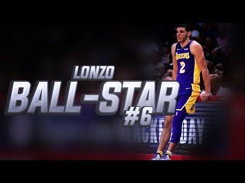 EL SHOW DE LONZO LONZO BALL-STAR T 2 6 NBA 2K18 MYTEAM GAMEPLAY