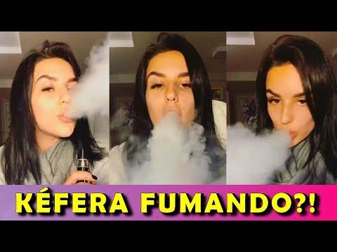 Kéfera explica polêmicas se está fumando e se é vegana