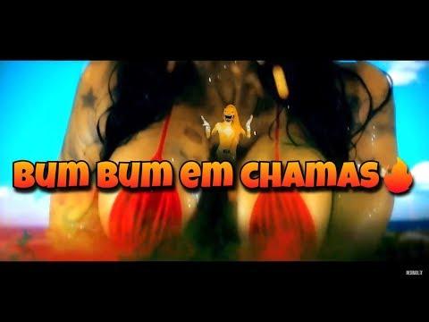 Bumbum em chamas - Ranger amarela ft Inês Brasil