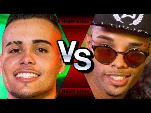 Jerry Smith contra MC Zaac - Duelo dos Funkeiros