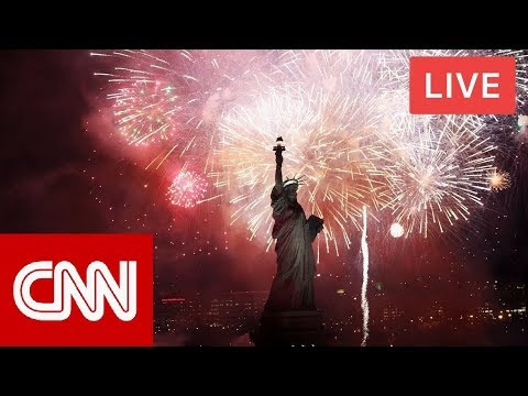 CNN Live - Times Square Ball Drop Countdown New Year's Eve 2018 LIVE