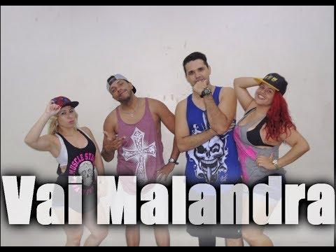 Vai Malandra - Anitta ft Mc Zaac Maejor Tropkillaz & DJ Yuri Martins Coreografia
