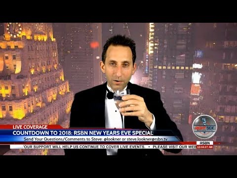 LIVE WORLDWIDE New Years Eve Coverage - Times Square Ball Drop LA London Nashville & More