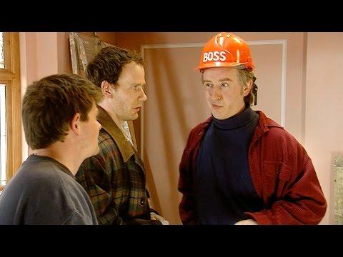 Alan Bonds With The Builders - I'm Alan Partridge - BBC