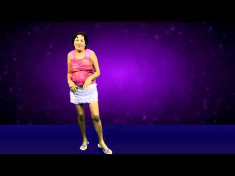 Zuzu desafia dona irene a dançar PARARA TIBUM