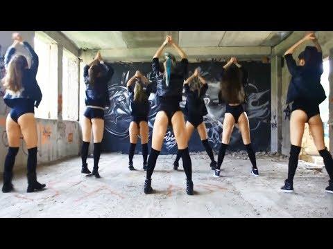 Russian Booty Twerk Choreography Dance