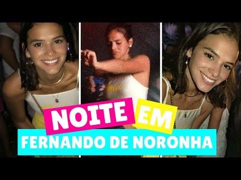 Sem Neymar Bruna Marquezine Se Empolga em Fernando de Noronha