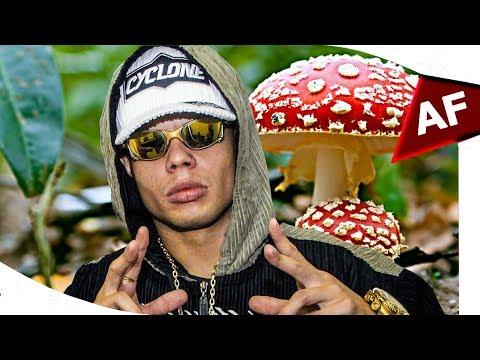 MC Lan - Cabeça De Cogumelo Lan RW