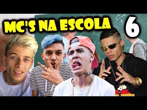 MC'S NA ESCOLA 6 Mc Lan Mc Kevinho Mc Pedrinho Mc Fioti