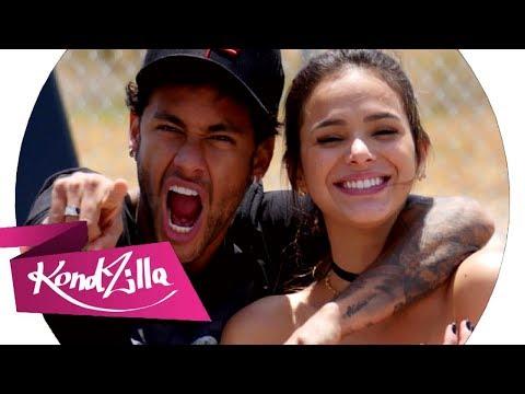 Neymar e Bruna Marquezine - Tô Apaixonado Nessa Mina MC Kevinho