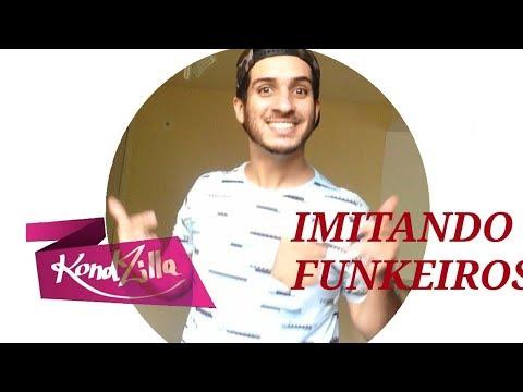 PLAYLIST FUNK 2017 - IMITANDO FUNKEIRO MC KEVINHO G15 DAVI LIVINHO ZAAC E WM