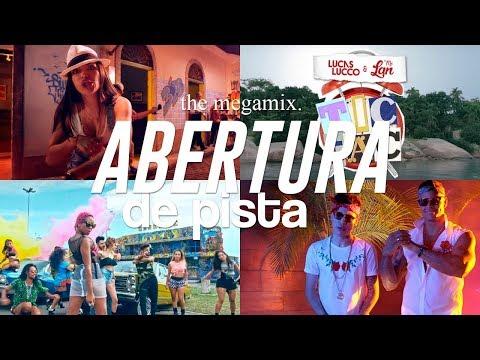 ABERTURA DE PISTA 2017 com Lançamentos