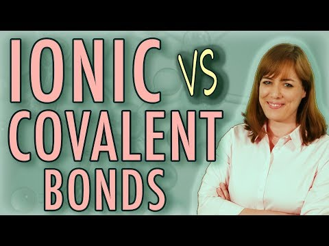 Chemistry Ionic Bonds vs Covalent Bonds Which is STRONGER