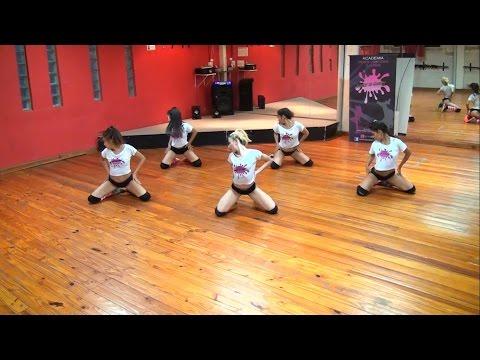 Iggy Azalea - Work BOOTY DANCE TWERK by Emiliano Ferrari Villalobo Reproducir en HD