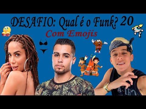 DESAFIO Qual é o Funk Com Emojis Parte 20 MC Pedrinho Anitta Jerry Smith