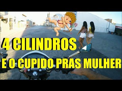 O CUPIDO DAS MULHERES OUVIR O SOM DO 4 CILINDROS