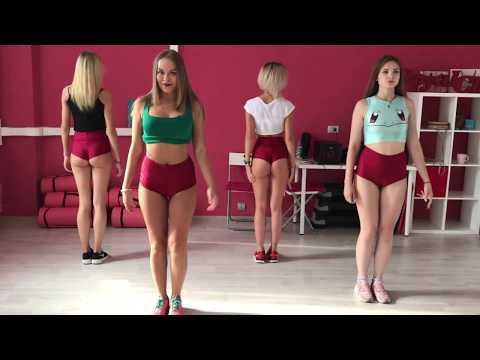 Twerk Booty dance choreo by Royal Club