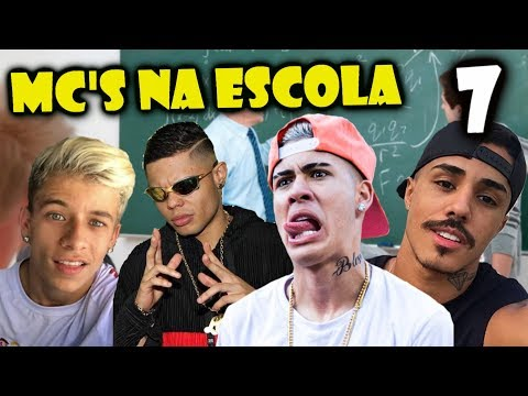 MC'S NA ESCOLA 7 Mc Lan Mc Kevinho Mc Pedrinho Mc Livinho Mc Fioti