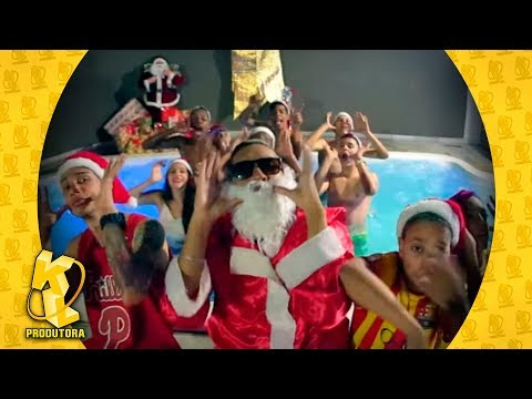 MC Pikachu Mc 2K e MC Bin Laden - Feliz Natal Vídeo Oficial