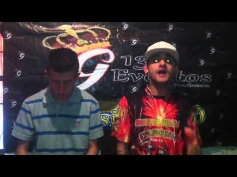 Mc Bruno Boladao Medley Musica Nova Lançamento 2014 DJ TRIPA STUDIO G13