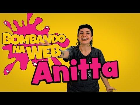 Bombando na Web 48 - ANIRA quebra TUDO com a PARADINHA
