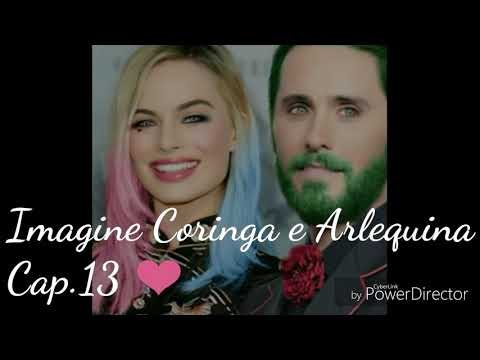 Imagine Coringa e Arlequina Cap 13 traição inspirado na ideia de Cat gamer