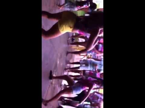 Dançarinas de Gilbués