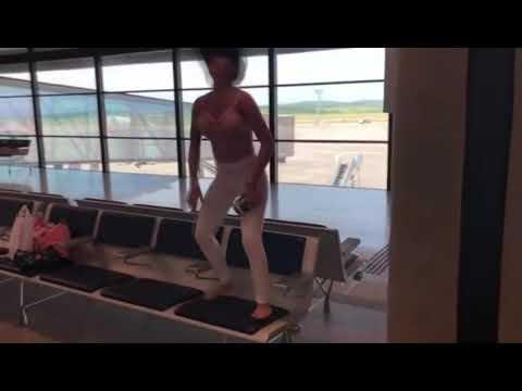 Mc mirella dançando mc be do mh lokão de baseado 2018