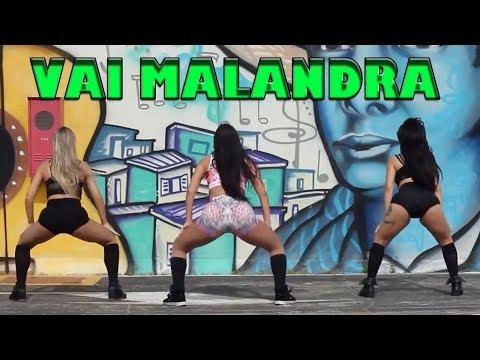 Anitta Mc Zaac Maejor ft Tropkillaz & DJ Yuri Martins - Vai Malandra Coreografia