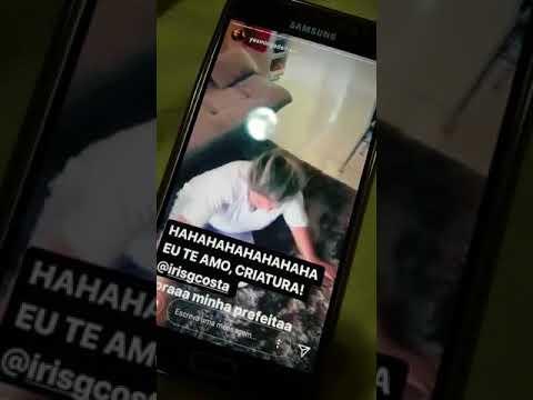 Íris Gadelha ataca de funkeira - Que tiro foi esse