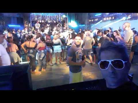 Olha os funkeiros no Bastidores do Baile da Bibi da Novela A Força do Querer