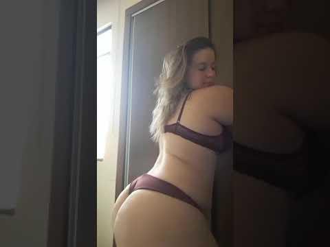 Bbw chubby twerk curve booty ass