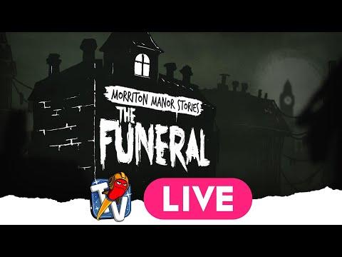 Pen & Paper - Morriton Manor Stories The Funeral