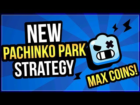 Robo Rumble 8 Minutes Strategy How to Get Max Coins on Pachinko Park Brawl Stars