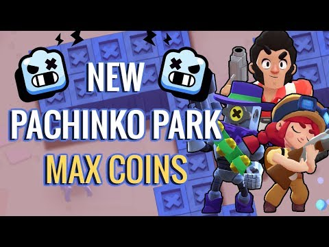 NEW Strategy for MAX COINS on Pachinko Park Robo Rumble Brawl Stars