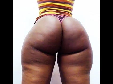Big Ass Shaking Beautiful and juicy booty Twerk