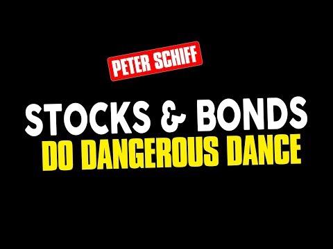 PETER SCHIFF FEB 8 2018 - Stocks and Bonds Do Dangerous Dance