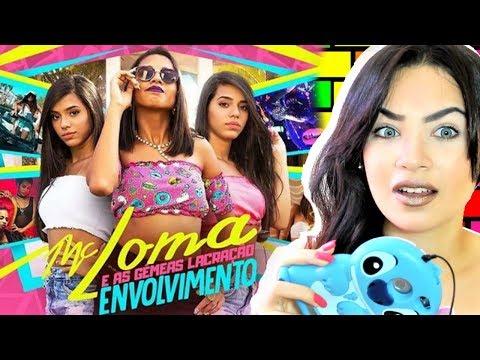 REACT MC Loma e as Gêmeas Lacração - Envolvimento KondZilla